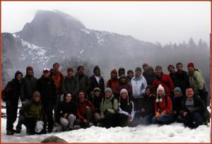 2009 Sierra Nevada AmeriCorps members