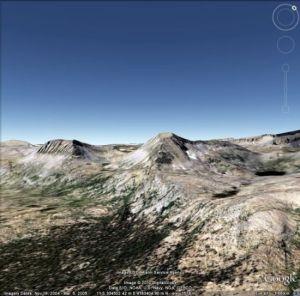 Mt. Andrea Lawrence seen from the southeast. Photo credit: http://boxer.senate.gov/en/press/photos/011013.cfm