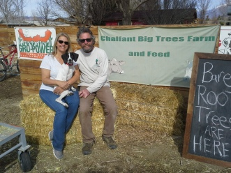 As business sponsors of Eastern Sierra Land Trust, Steve and Debbie Blair of Chalfant Big Trees Farm & Feed are committed to helping protect working and wild landscapes, wildlife habitat, and recreational opportunities in the Eastern Sierra.