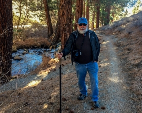 Bill on Lower Rock Creek